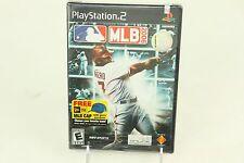New PS2 Play Station 2 MLB 2006 989 Sports Sony Major League Baseball