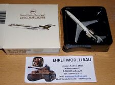 Boeing 727-200 Libyan Arab Airli 1:500 HERPA wings 503006 collection privée (2)