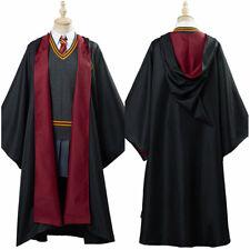 Hermione Cosplay Costume Granger Gryffindor School Uniform Robe