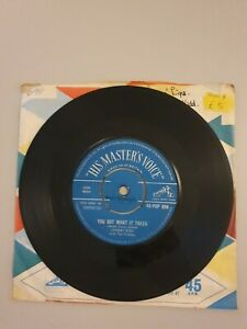 "7"" Vinyl Johnny Kidd - You Got What It Takes"