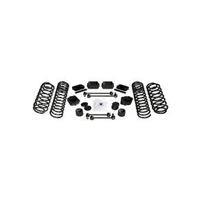 """Teraflex 1354000 Front & Rear 2.5"""" Base Suspension Lift Kit for 18 Wrangler JK"""