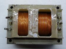Transformateur  220v - 21v 31v 10v Transfo 120 VA pas du  24v