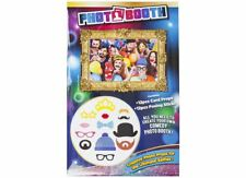 24Pc Photo Booth Selfie Props Card Props Posing Adult Party Funny Faces 329001