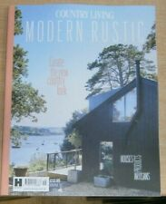 Country Living Modern Rustic Magazine 19 Create The Country LOOK