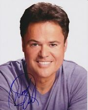 DONNY OSMOND signed autographed photo