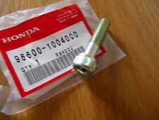 Honda, 96600 104000, Perno de zócalo 10x40 Guardabarros Trasero Lado Puntal, VTX1300 VTX1800