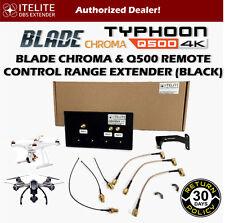 ITELITE DBS Range Extender Antenna ITE-DBS01.5B Yuneec Q500 & Blade Chroma Black