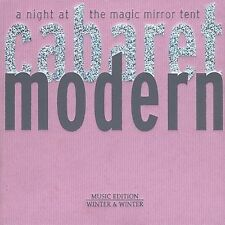 Cabaret Modern: A Night at the Magic Mirror Tent, New Music