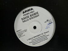"MAXI 12"" DAVID BOWIE Hallo spaceboy LC 3484 PROMO"