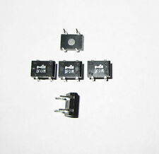 5x Bridge Rectifier 4 Pin Dip 1.5A 100V 1 1/2 Amp DF01M