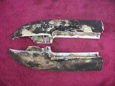 1958-61 Corvette Arm Rest Plastic Body, Used