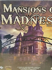 Mansions of Madness 2nd Edition - Board Game Fantasy Flight Games New! Core Base