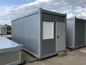 Brand New Site Office Residential Mobile Portable Tiny House Cabin 6m x 2.4m
