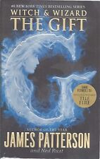 Witch & Wizard #2 The Gift BOOK James Patterson PAPERBACK New KIDS Magic FANTASY