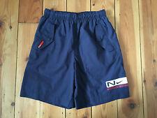 Nike Chicos Pantalones Cortos Azul Marino-Medio (140-152)
