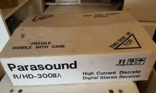Parasound Digital Stereo FM/AM Receiver. R/HD-300 Mark II