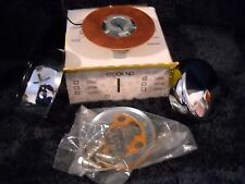 NOS GRANT 3285 Chrome Horn Kit for 1963 1/2 and 1964 Falcon's 1970-73 E and F