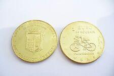 RARE MONNAIE  ÉCU DE VILLE DE ROUBAIX   1 EURO // NEUF 1998 .!!!