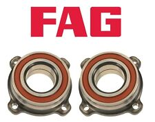 BMW E39 525i 540i M5 E60 525xi 528i 530xi 545i Pair Set of 2 Rear Wheel Bearings