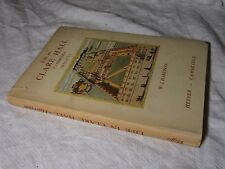 1958 Life in CLARE HALL CAMBRIDGE 1658-1713 HB-DJ W J Harrison #COBB