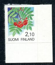 Finland - Suomi 1991 - Fruits - Flora - MNH Set - Michel:1129
