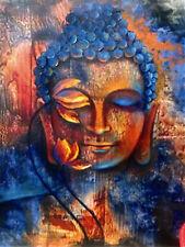 Lotus Buddha Fashion DIY Diamond Painting Full drill Embroidery Art Deco /3264