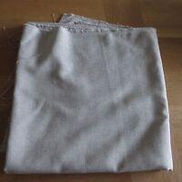 MASSIVE REMNANT John Lewis SOLO Furnishing Fabric -BLUE GREY- Appx 140cm x 1.8M