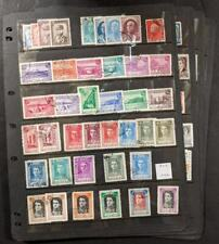 EDW1949SELL : MID EAST Nice, ALL DIFFERENT collection in PERFECT SCOTT CAT ORDER