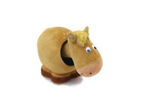 Cartoony Bobblehead Horse with Auto Dashboard Adhesive