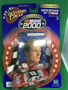 2000 Winners Circle Dale Earnhardt Jr  #8 1/64 New Stars of NASCAR