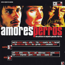 Amores Perros - 2 CD-Original Soundtrack