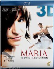 Maria 3D - Der Weg einer Tänzerin [3D Blu-ray](NEU/OVP) Maria Bayarri Perez, Ser
