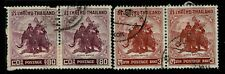 Thailand SC# 305 and 308, Pairs, Used, 305 lg pg rem and few pulled perfs -S1824