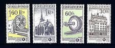 CZECHOSLOVAKIA - CECOSLOVACCHIA - 1959 - Esposiz. filatelica nazionale, a Pilsen