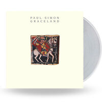 Paul Simon - Graceland - New Clear Vinyl LP