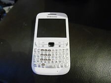 Samsung Chat 357 - White (Unlocked)  Mobile Phone