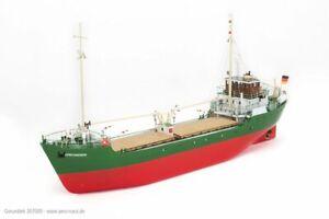 MS Greundiek Küstenmotorschiff Bausatz Aeronaut 307000