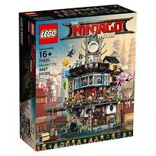 Lego Ninjago Movie-Ninjago City-limitiertes set 70620 - 4867 piezas! nuevo embalaje original