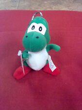 "Yoshi BD&A Nintendo 1997 Plush 4"" Beanbag Character New Bensussen Deutsch Toy"