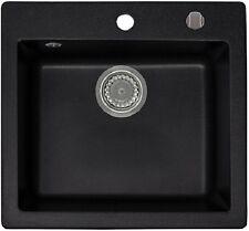 1 Becken Bad & Küche-Spülen aus Graniten ohne Abtropffläche günstig ...