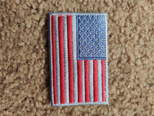 Embroidered Tactical USA Flag Patch