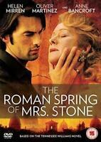 The Roman Spring Of Mrs Stone [DVD][Region 2]