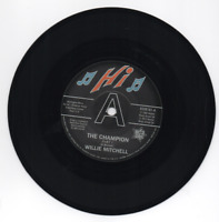 "WILLIE MITCHELL The Champion NEW NORTHERN SOUL DEMO 45 (OUTTA SIGHT) 7"" VINYL"