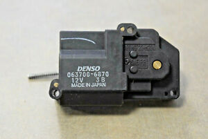 Land Rover Discovery 2 HVAC Heat Air Conditioning Blend Door Motor 99 04 AC