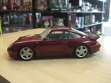 Porsche 911 993 Turbo scale 1/18 by  UT Model's