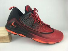 reputable site b2354 b80e9 Nike Jordan Red Crimson Black Cp3 VI AE 580580-608 Basketball Shoes Sz 11.5  US