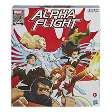 "Marvel Legends 6"" Alpha Flight Boxset (Amazon Exclusive) IN STOCK!"