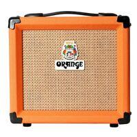 Orange CRUSH12 | 12Watt Guitar Amp Combo Orange  - NEW- FREE 2 DAY SHIPPING!