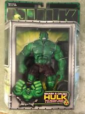 New Sealed Toybiz Hulk Movie Smash And Crush Hulk 2003