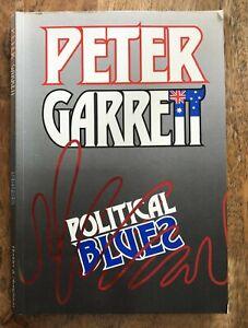 Peter Garrett Political Blues Nuclear Disarmament Bob Hawke Aboriginals 1987